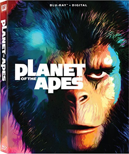 Planet Of The Apes (1968) Heston Mcdowell Blu Ray Nr