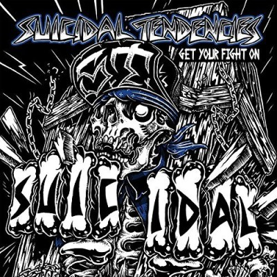Suicidal Tendencies Get Your Fight (lp) Explicit Version