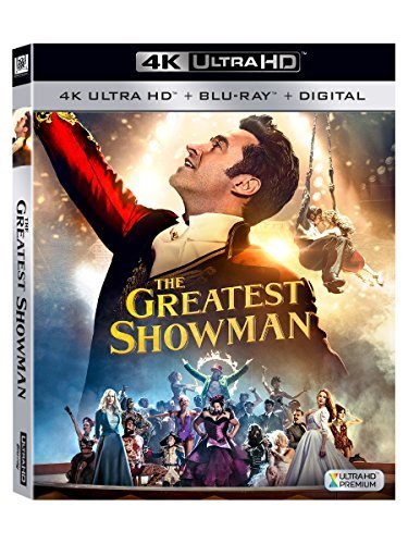 The Greatest Showman Jackman Williams Efron 4khd Pg