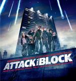 Attack The Block Original Soundtrack (glow In The Dark Vinyl) 2xlp
