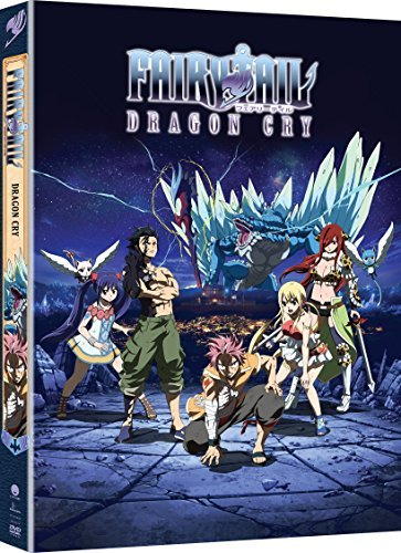 Fairy Tail Dragon Cry Fairy Tail Dragon Cry Movie DVD Nr