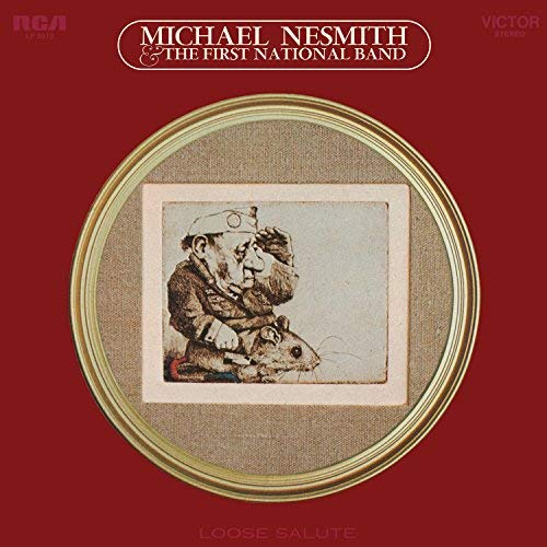 Michael Nesmith Loose Salute (red Vinyl)