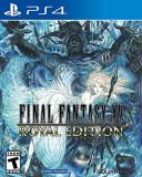 Ps4 Final Fantasy Xv Royal Edition Base Game In Box Extras Via Download