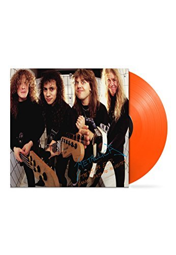 Metallica $5.98 Ep Garage Days Re Revisited (red Orange Vinyl) Red Orange 180g Vinyl