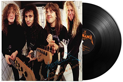 Metallica $5.98 Ep Garage Days Re Revisited Black 180g Lp