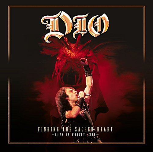 Dio Sacred Heart (red Vinyl) 140g Vinyl 2lp