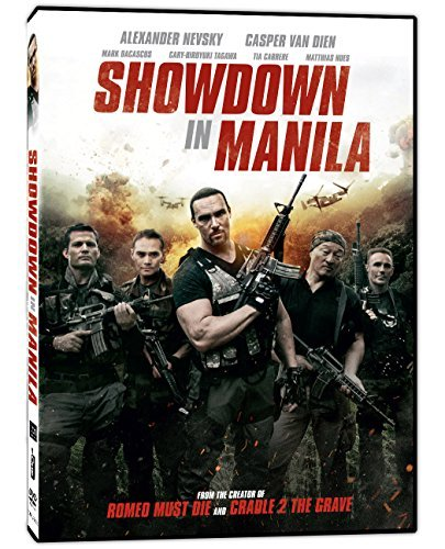 Showdown In Manila Carrere Nevsky DVD Nr