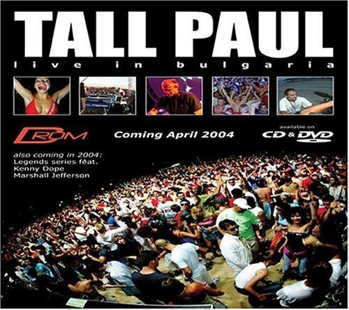 Tall Paul Live In Bulgaria