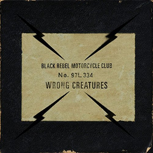 Black Rebel Motorcycle Club Wrong Creatures 2lp Gatefold