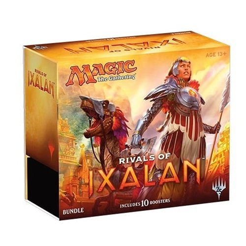 Magic The Gathering Cards Rivals Of Ixalan Bundle (fat Pack)