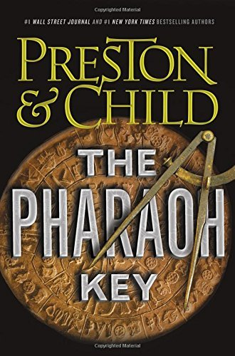 Douglas Preston The Pharaoh Key