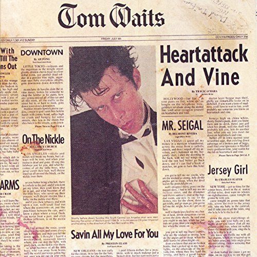 Tom Waits Heartattack & Vine