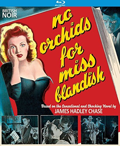No Orchids For Miss Blandish La Rue Travers Blu Ray Nr