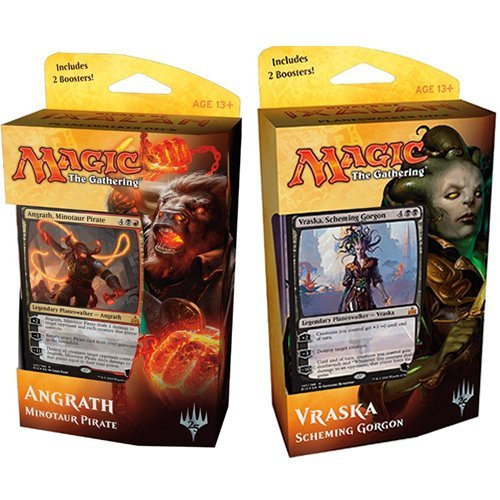 Magic The Gathering Cards Rivals Of Ixalan Planeswalker Deck