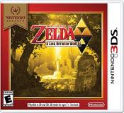 Nintendo 3ds Legend Of Zelda A Link Between Worlds (nintendo Selects)