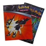 Portfolio Pokemon Sun & Moon Ultra Prism Collector's Album