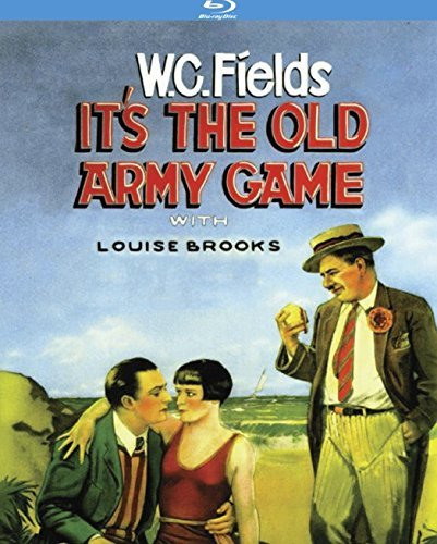 It's The Old Army Game Fields Brooks Blu Ray Nr
