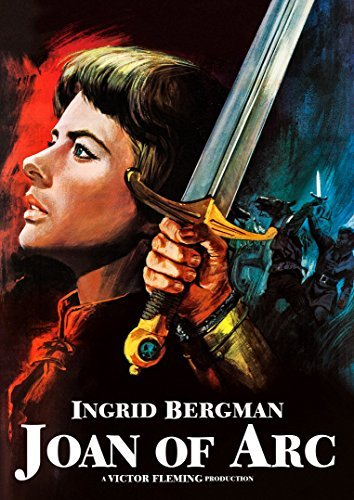 Joan Of Arc Bergman Ferrer DVD Nr