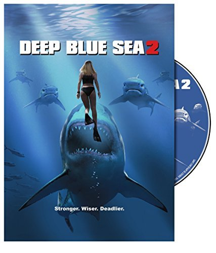 Deep Blue Sea 2 Savre Beach Mayes DVD R