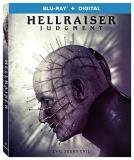 Hellraiser Judgment Wayne Langenkamp Wallace Blu Ray Nr