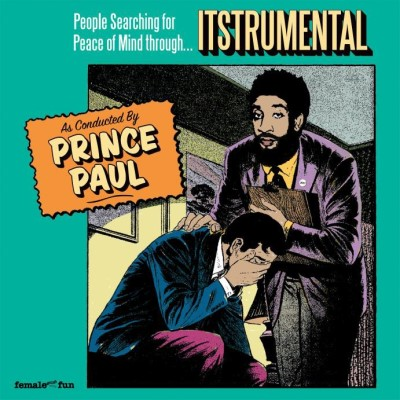Prince Paul Itstrumental 2lp