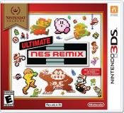 Nintendo 3ds Ultimate Nes Remix (nintendo Selects)