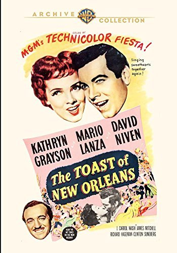 Toast Of New Orleans (1950) Toast Of New Orleans (1950) DVD Mod This Item Is Made On Demand Could Take 2 3 Weeks For Delivery