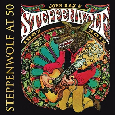 John Kay & Steppenwolf Steppenwolf At 50 3cd