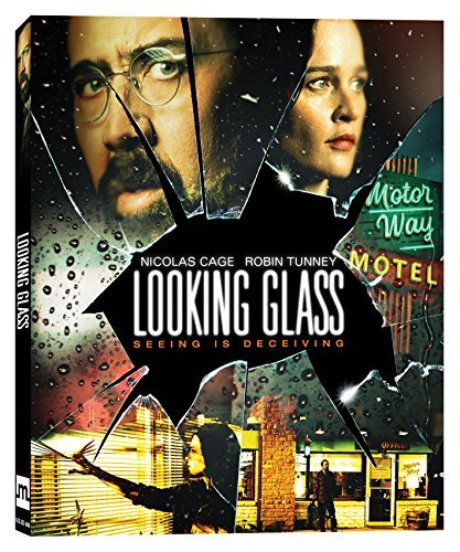 Looking Glass Cage Tunney DVD R