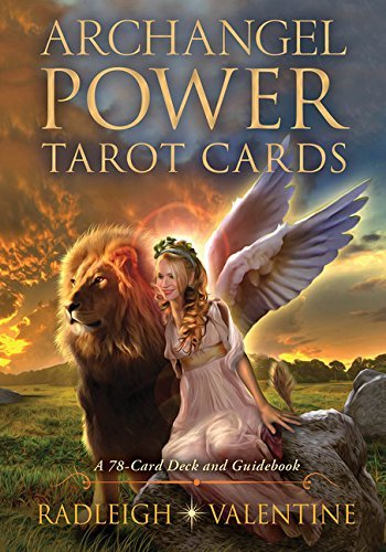 Radleigh Valentine Archangel Power Tarot Cards A 78 Card Deck And Guidebook