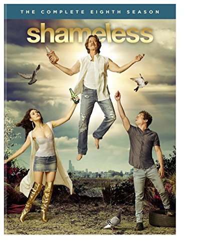 Shameless The Complete Eighth Season 8 DVD