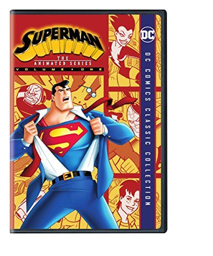 Superman The Animated Series Volume 1 DVD