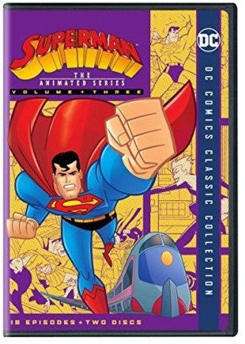 Superman The Animated Series Volume 3 DVD