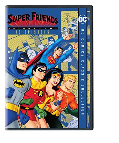 Super Friends 2 Volume 2 DVD Nr