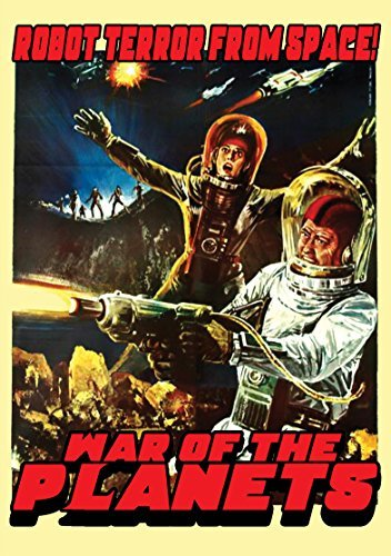 War Of The Planets Richardson Somer DVD Pg