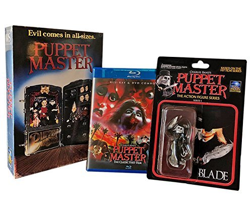 Puppet Master Le Mat Scaggs Blu Ray R