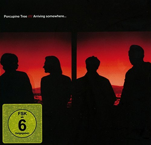 Porcupine Tree Arriving Somewhere 2xcd + Blu Ray
