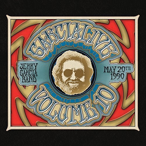 Jerry Garcia Band Garcialive Volume Ten