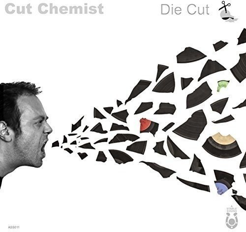 Cut Chemist Die Cut 2 Lp