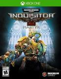 Xbox One Warhammer 40000 Inquisitor Martyr