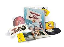 "Cheech & Chong Up In Smoke 40th Anniv Deluxe Collection 1cd 1bluray 1lp 7"" Vinyl"