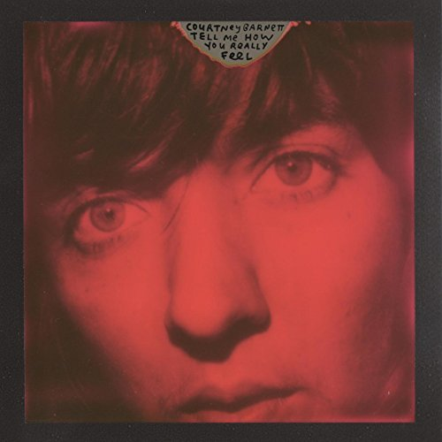 Courtney Barnett Tell Me How You Really Feel Deluxe CD (with 24 Page Book