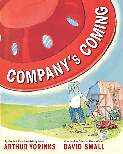 Arthur Yorinks Company's Coming
