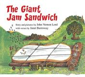John Vernon Lord The Giant Jam Sandwich (lap Board Book)