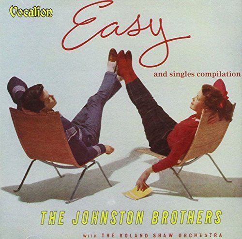 Johnston Brothers Easy Singles Compilation Import Eu