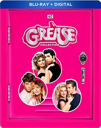 Grease Collection Blu Ray Pg