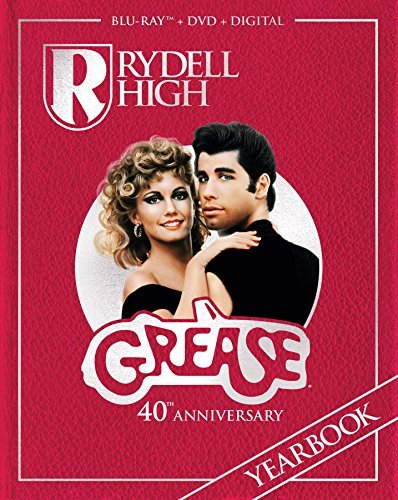 Grease Travolta Channing Newton John Blu Ray Pg