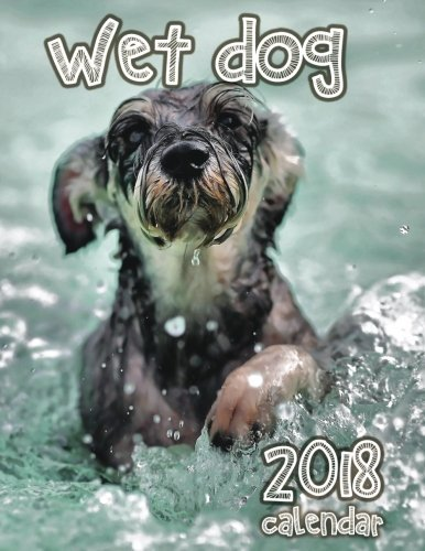 lotus-art-calendars-wet-dog-2018-calendar