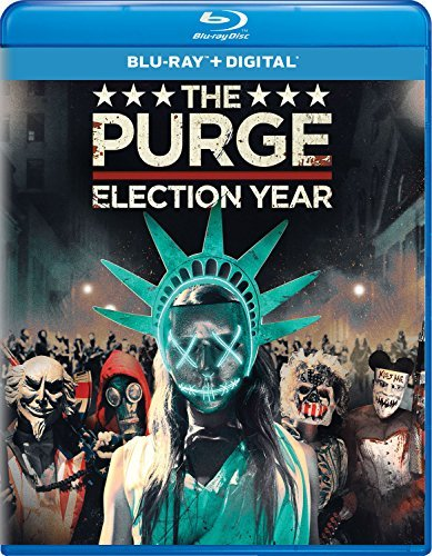 Purge Election Year Grillo Mitchell Blu Ray Dc R