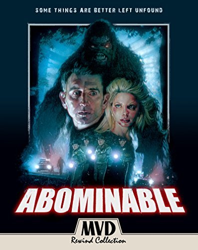 Abominable Mccoy Combs Blu Ray DVD R